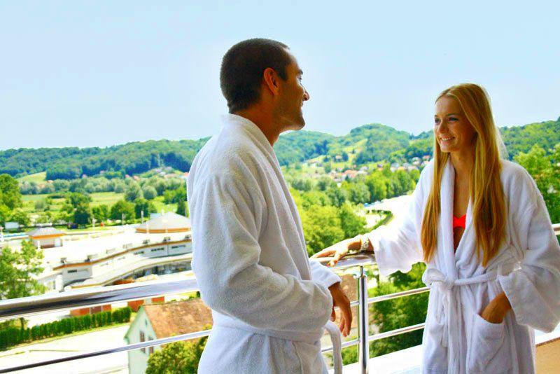 Wellness & Spa hotel Villa Magdalena, Croatia