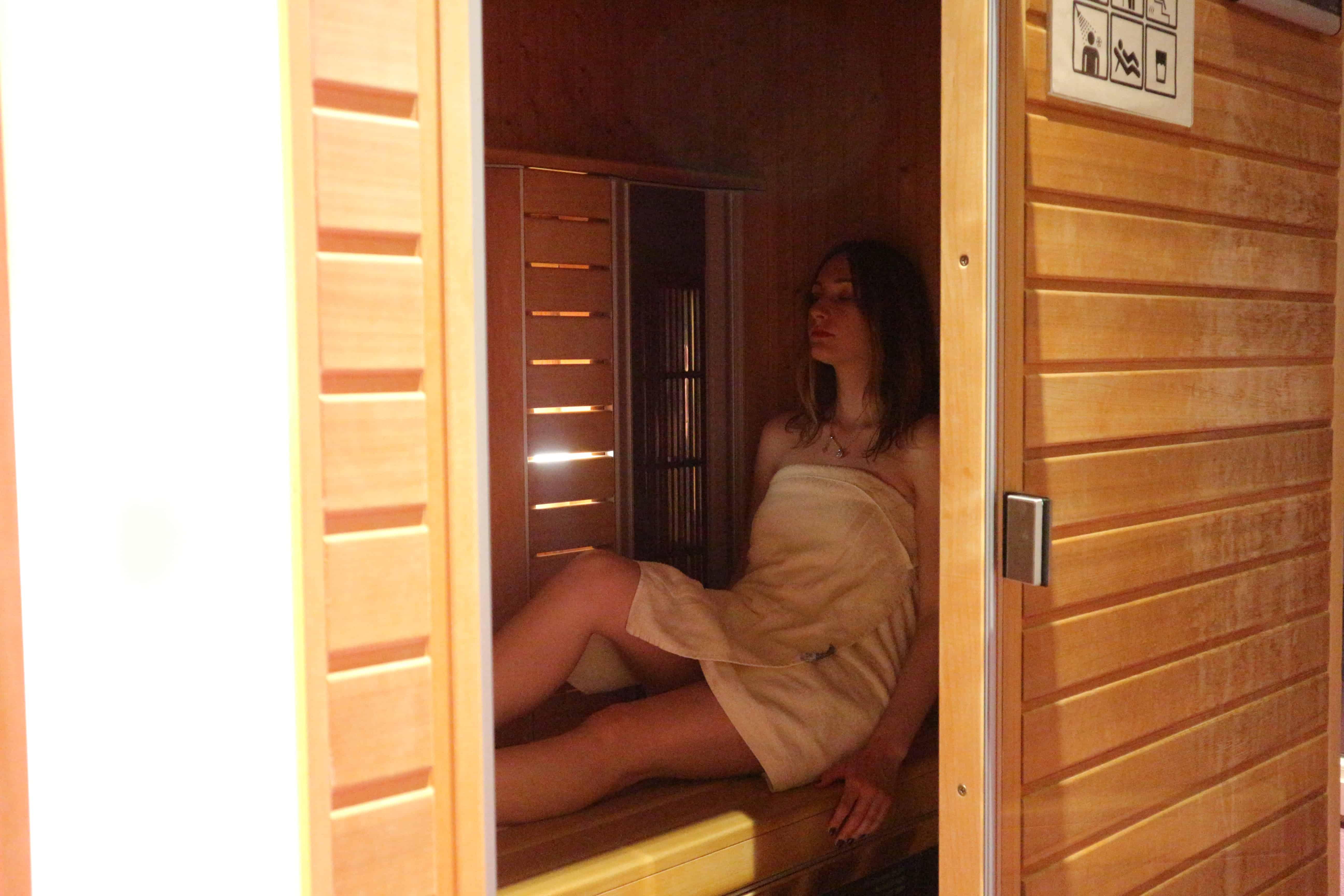 Villa Magdalena - Infra sauna