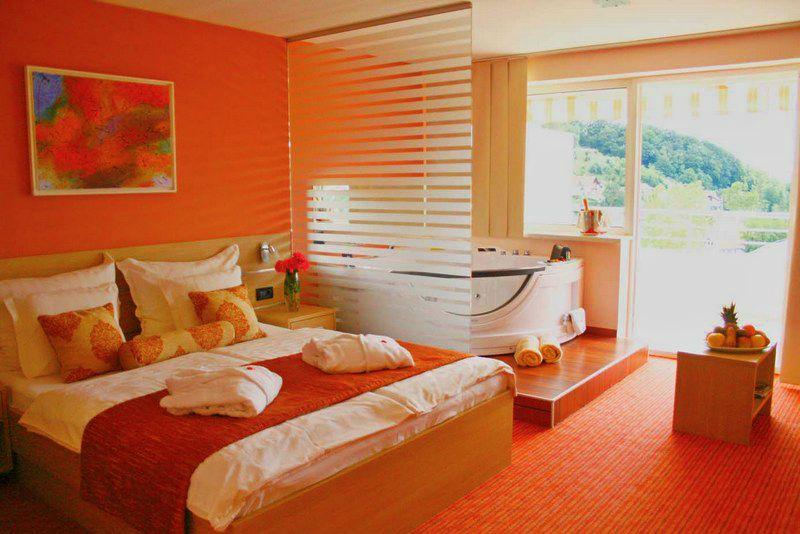 Luxury Double Room Wellness Spa Hotel Villa Magdalena