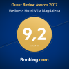 Booking.com Guest Review Awards 2017 Villa Magdalena, Krapinske Toplice