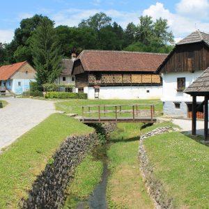 Kumrovec, Hrvatsko Zagorje