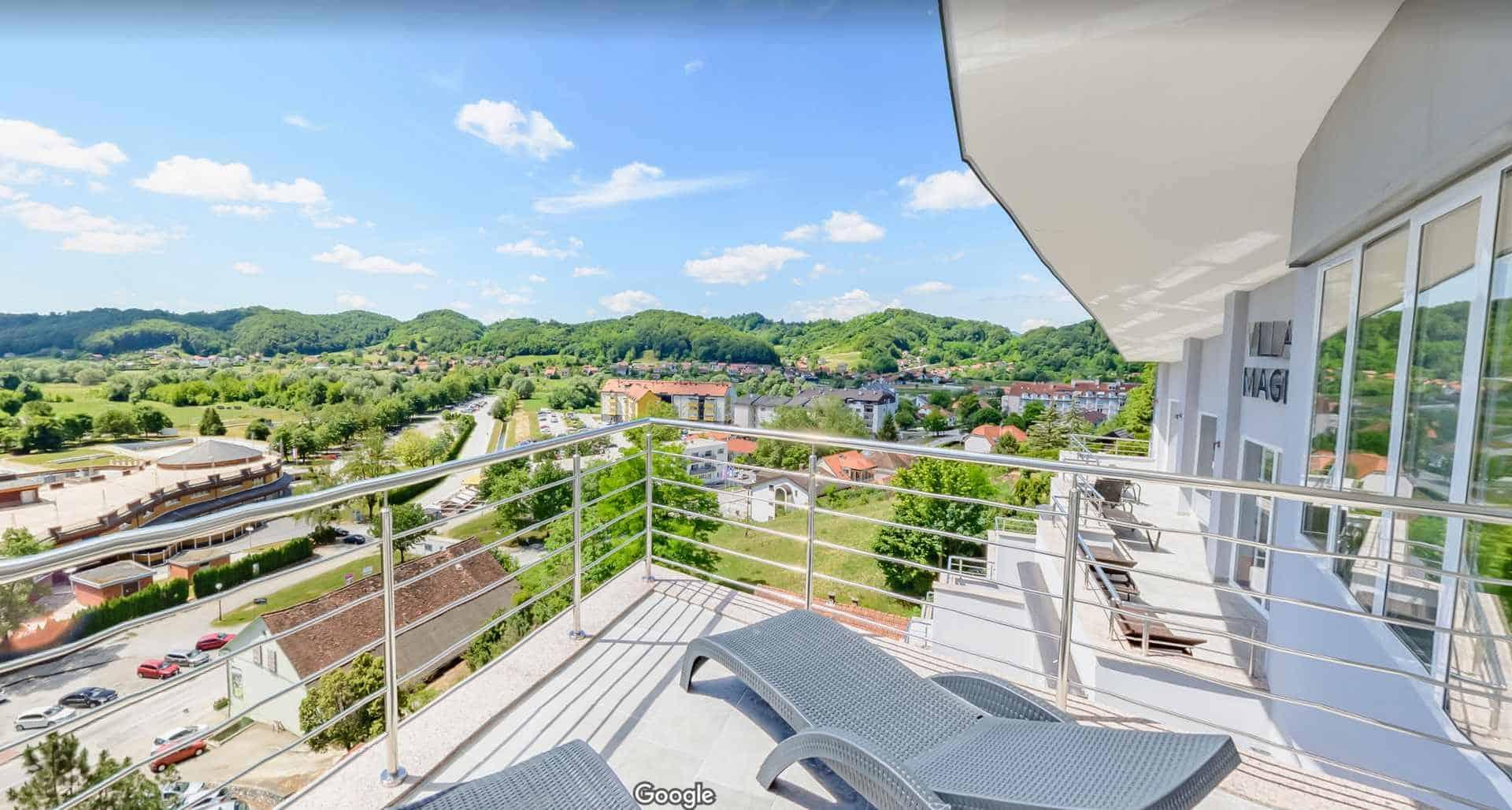 Virtualna šetnja - Spa & Wellness - Hotel Villa Magdalena, Krapinske Toplice