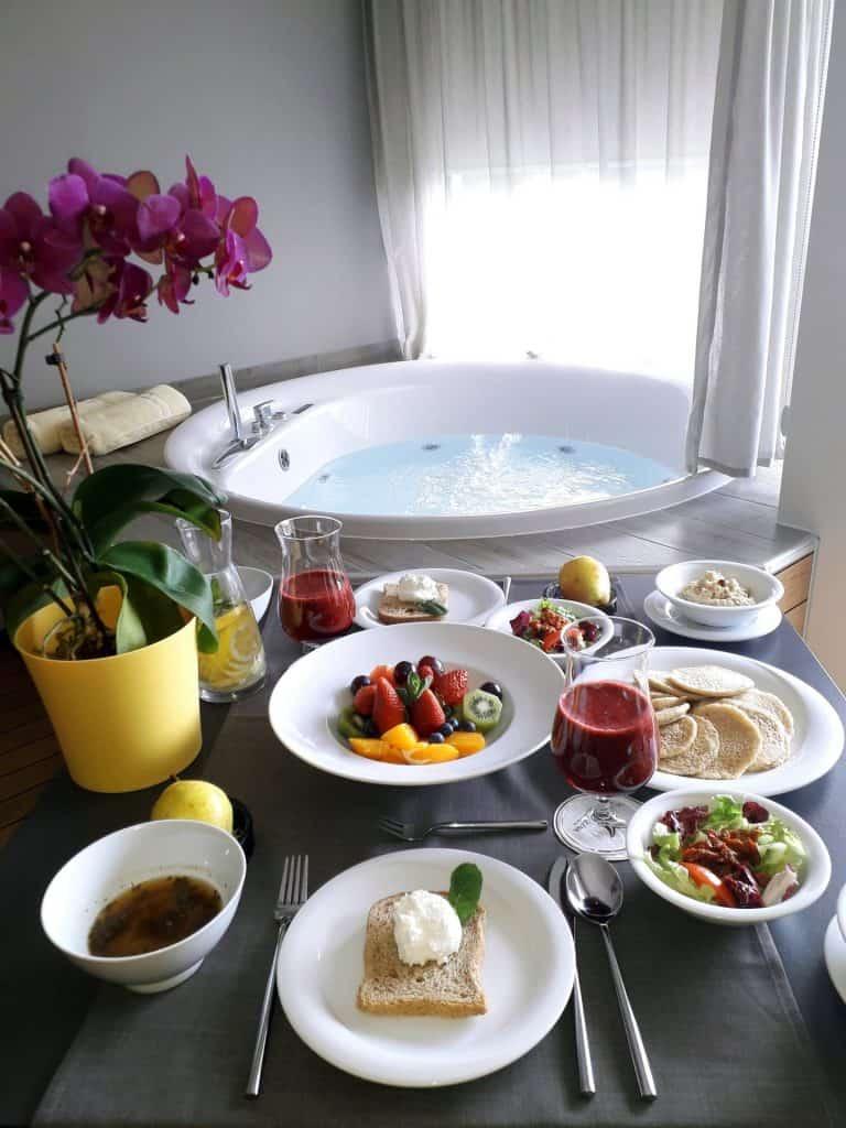 Bio Vital Breakfast - Hotel Villa Magdalena - Krapinske Toplice, Croatia