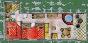 Family Suite - Hotel Villa Magdalena - Krapinske Toplice