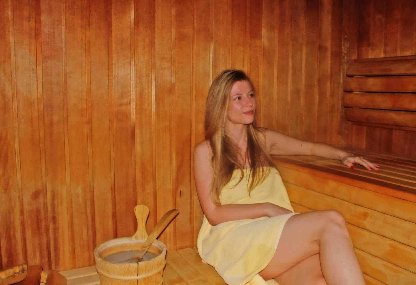 Finnish Sauna Villa Magdalena
