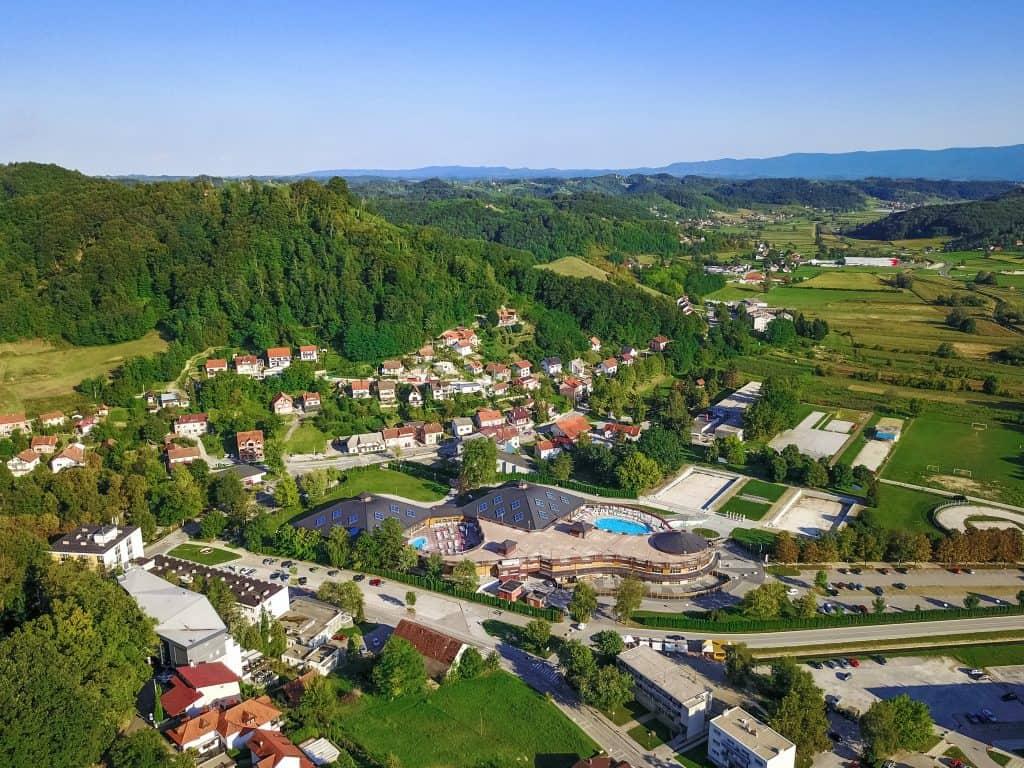 Krapinske Toplice - Hrvatsko Zagorje