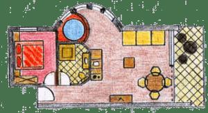Luxury Suite - Hotel Villa Magdalena - Krapinske Toplice