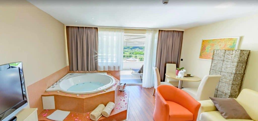 Virtualna šetnja Luxury Suite - Hotel Villa Magdalena, Krapinske Toplice