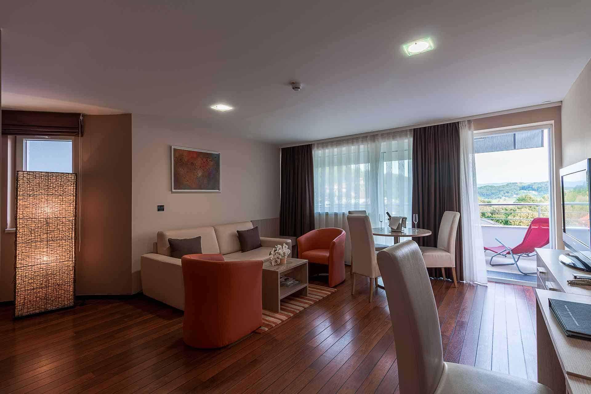 Smještaj - Spa Luxury Suite - Hotel Villa Magdalena, Krapinske Toplice
