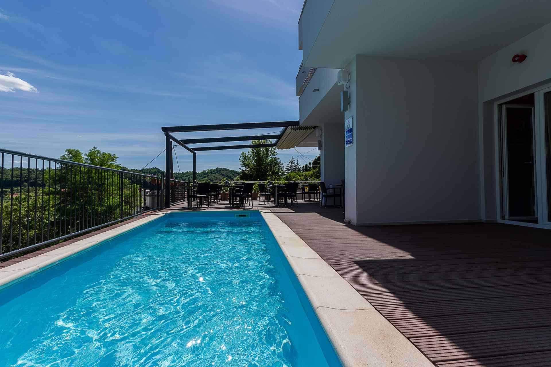 Vanjski bazen - Hotel Villa Magdalena, Krapinske Toplice