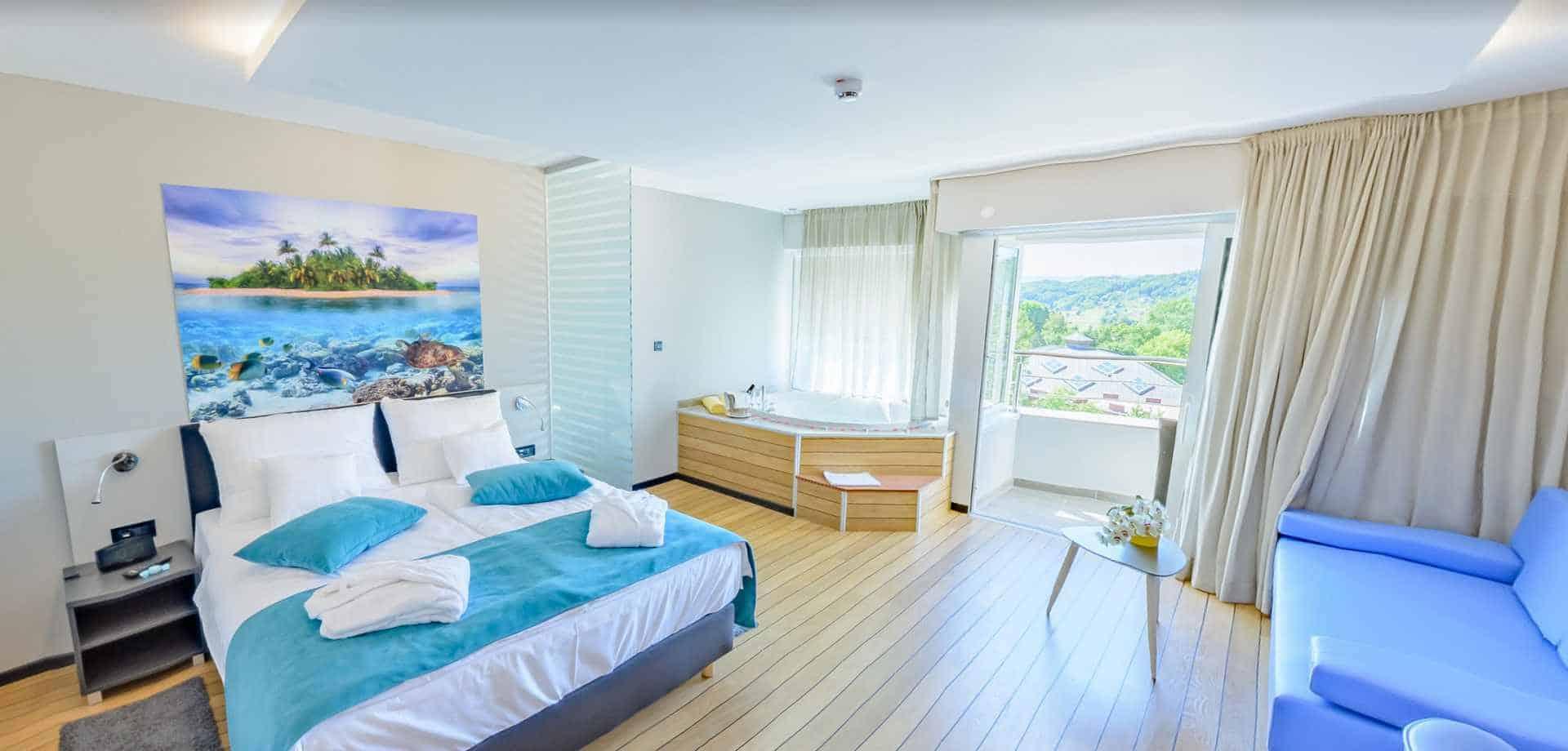 Virtualna šetnja - Spa Premium Room - Hotel Villa Magdalena, Krapinske Toplice