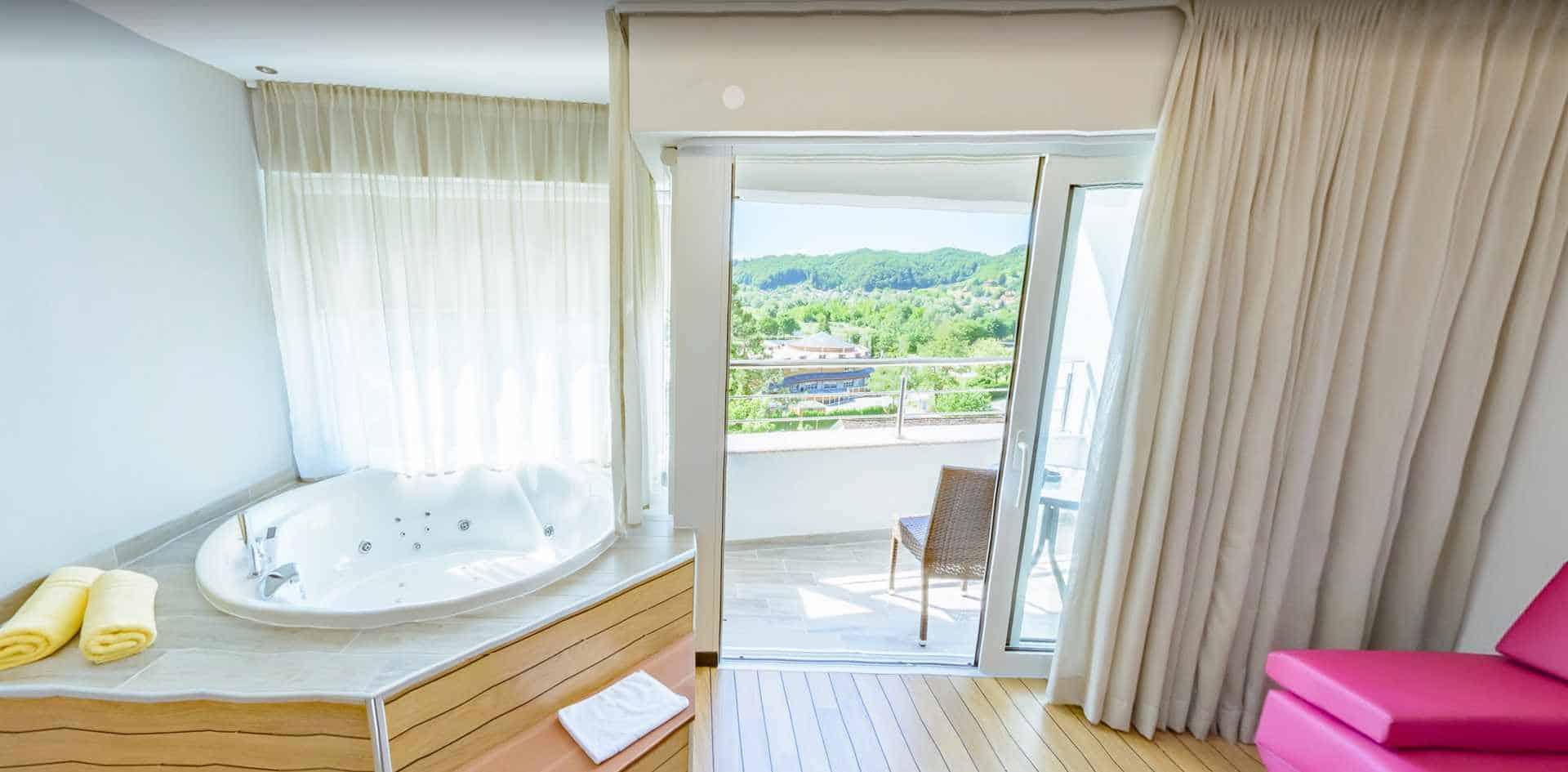 Virtualna šetnja Spa Premium Room - Hotel Villa Magdalena, Krapinske Toplice