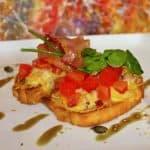 Zagorske bruskete - Restoran Villa Magdalena, Krapinske Toplice