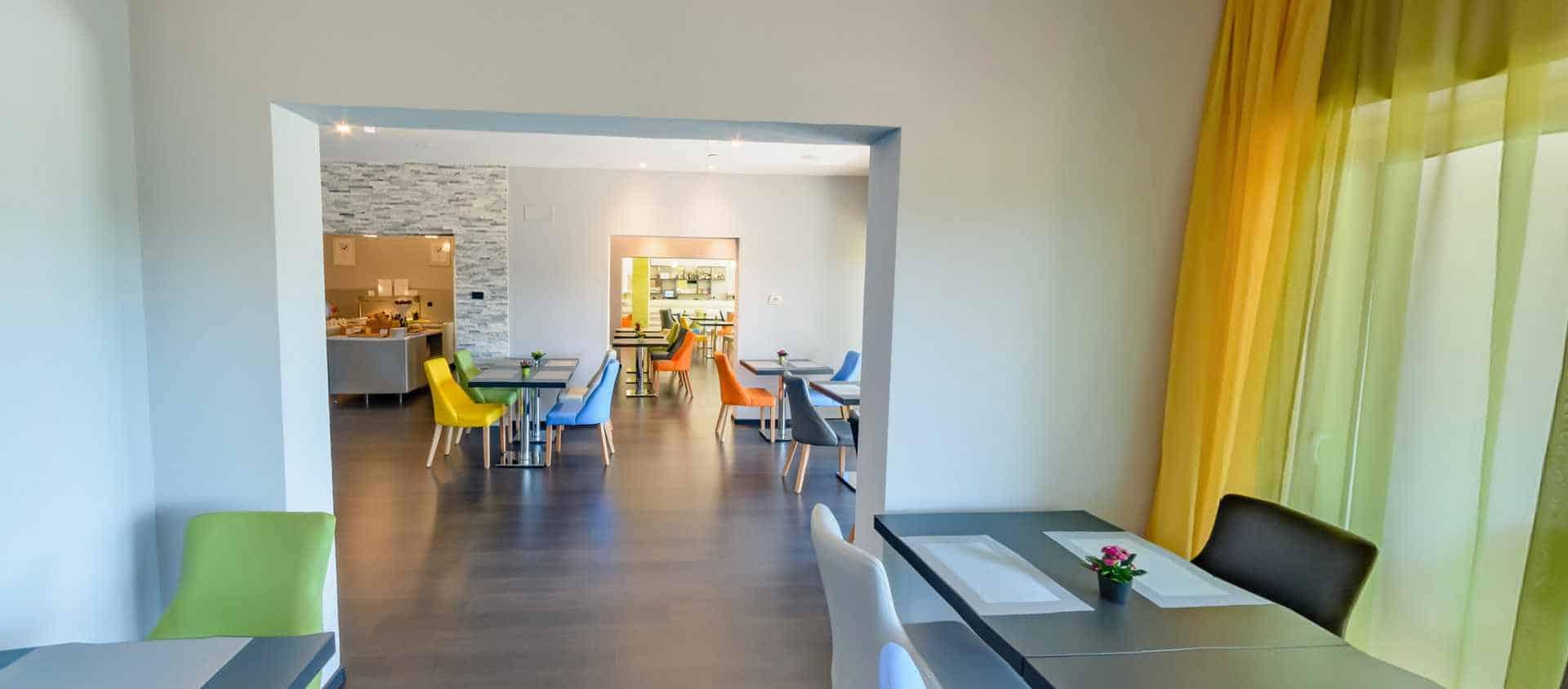 Virtualna šetnja - Restoran Villa Magdalena, Krapinske Toplice