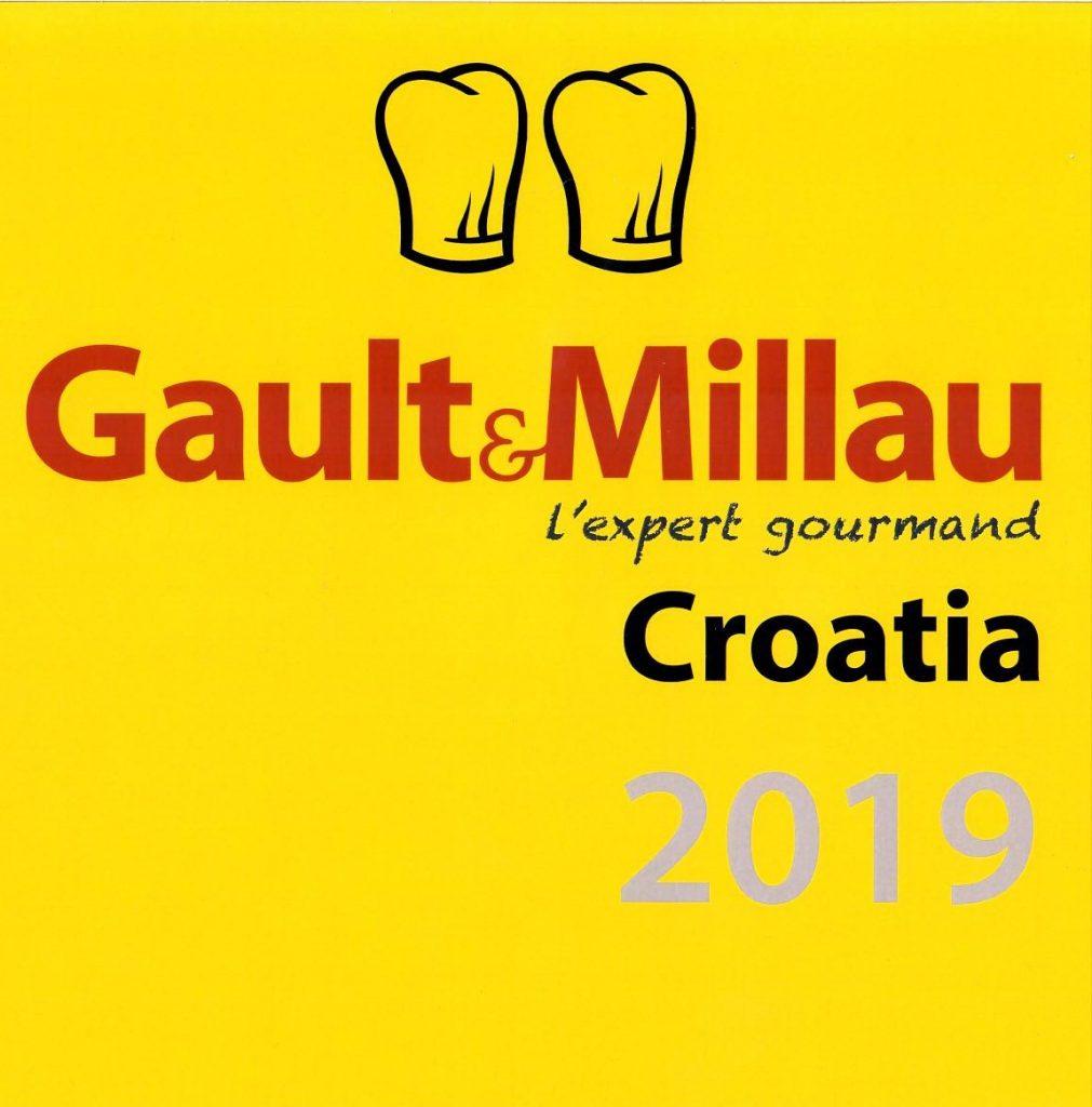 Gault Millau 2019: Villa Magdalena top restoran Zagorja