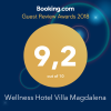 Villa Magdalena Booking.com Guest Review Awards 2018