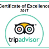 TripAdvisor 2017 Certificate of Excellence Villa Magdalena, Krapinske Toplice, Croatia