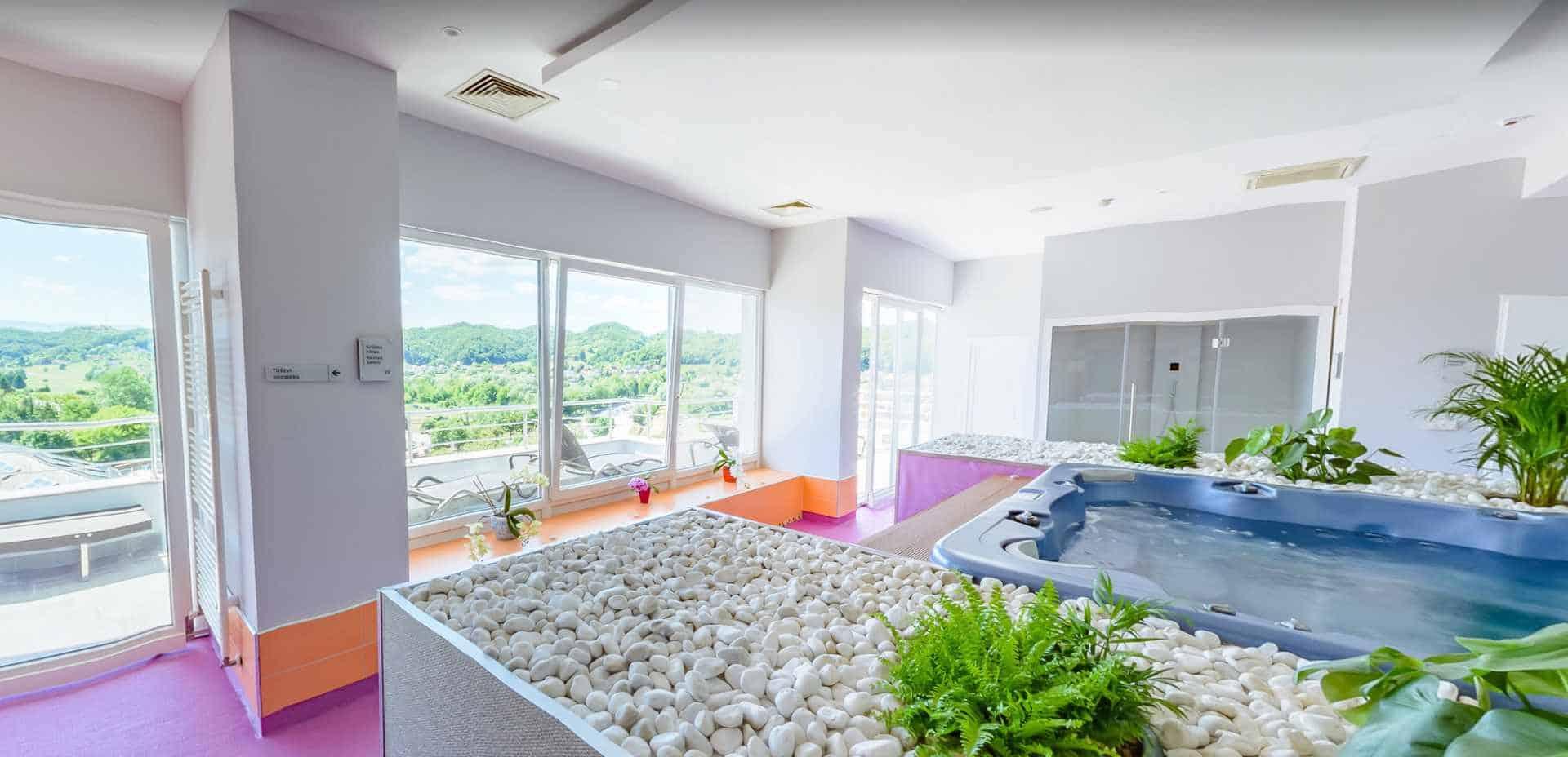 Virtualna šetnja Spa & Wellness - Hotel Villa Magdalena, Krapinske Toplice