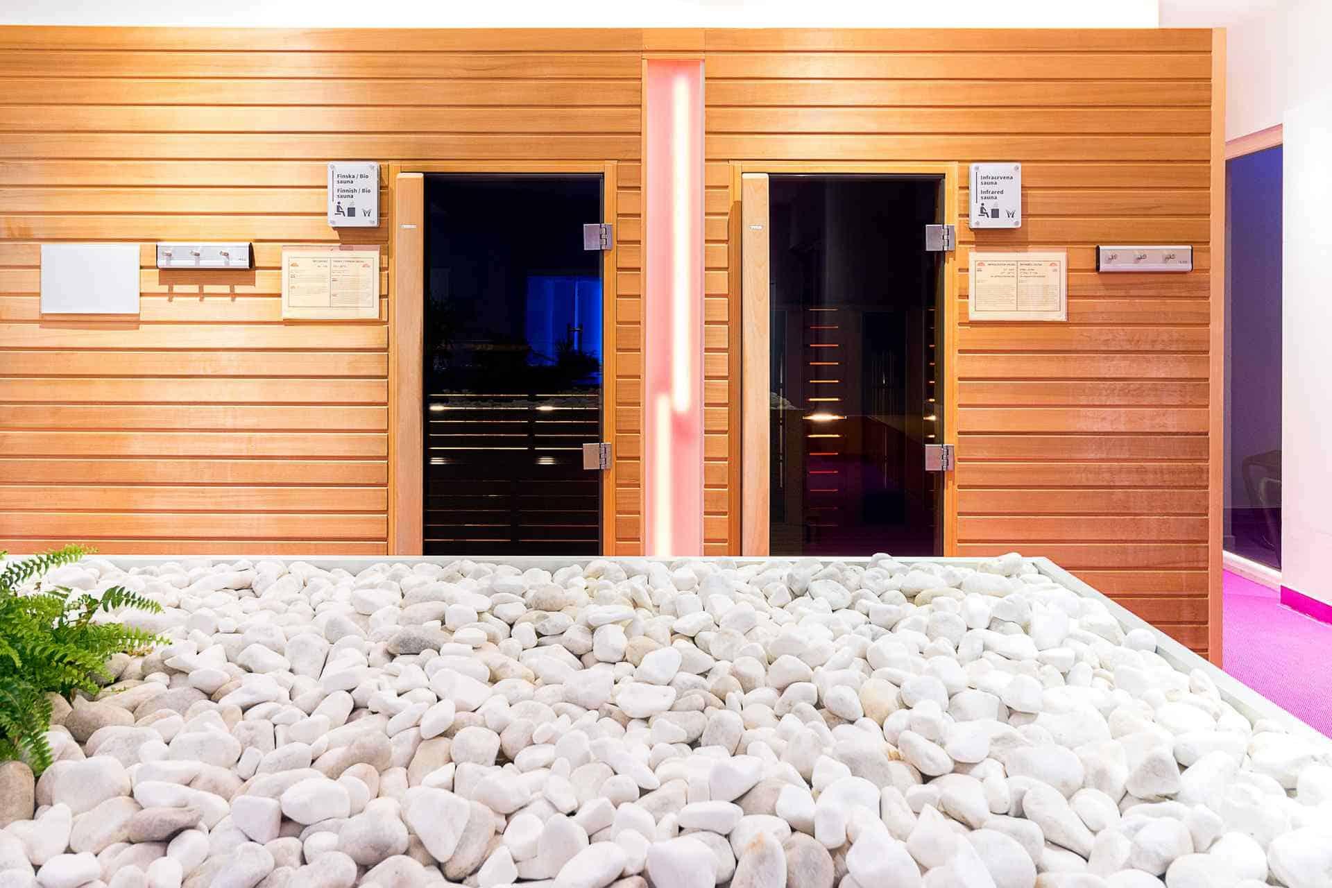 Saune - Spa & Wellness - Hotel Villa Magdalena, Krapinske Toplice
